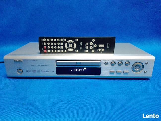 Odtwarzacz CD/DVD DENON DVD-900 /24bit/96kHz/Pilot