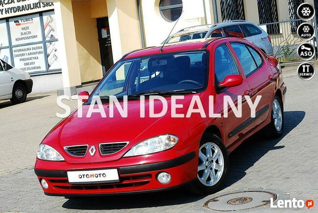 Renault Megane 1.6 16V 107KM* Classic * Klima*Welury*ALU*C. Zamek*Privilege*Z NIEMIEC