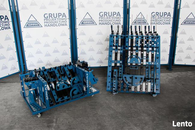 Wózki narzędziowe GPPH