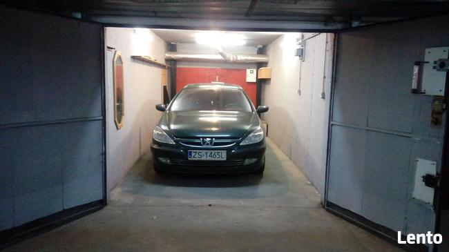 Wynajmę garaż Gumieńce ul. Hrubieszowska Szczecin