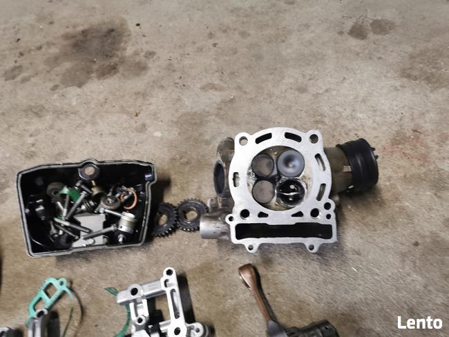 Motor ktm 250 4t rok 2008