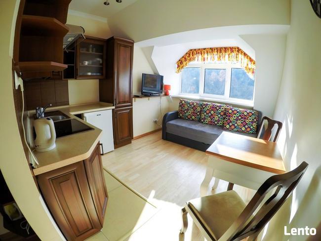 Apartament 2 osobowy Centrum Pijalnia Deptak Stok narciarski
