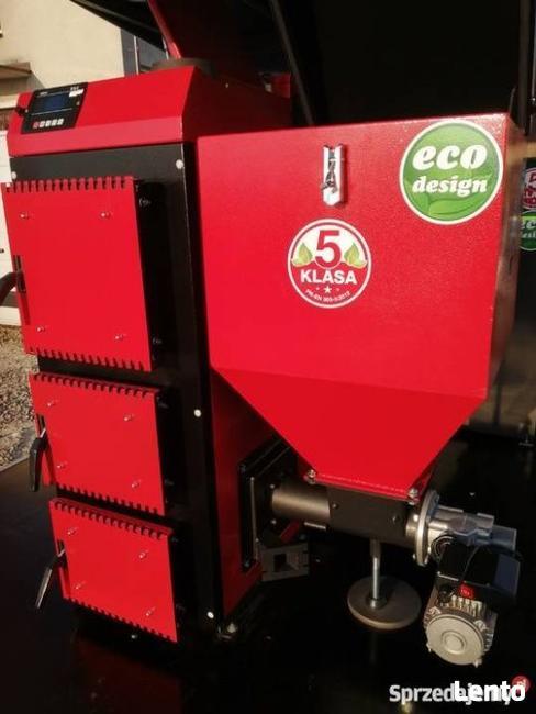 Kocioł piec z podajnikiem kotły piece 16 kW 5 KLASA DOTACJA