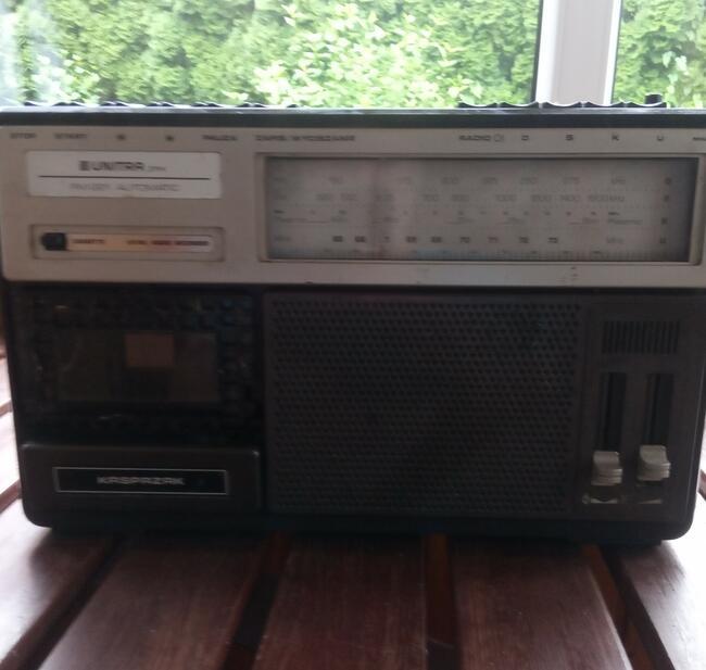 Do sprzedania Radio magnetofon Kasprzak Unitra