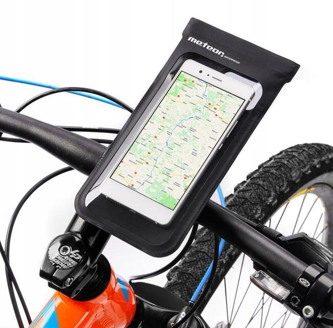 Wodoodporne etui rowerowe pokrowiec na telefon
