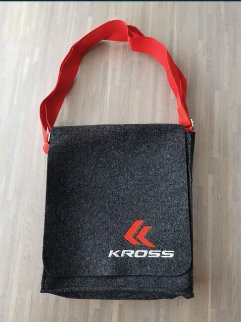 UNIKAT!!! Torba na ramię firmy Kross nowa