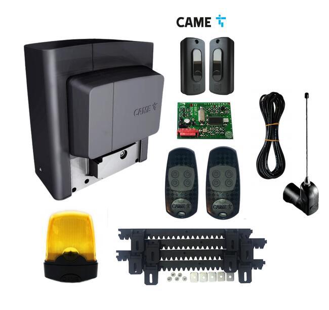 CAME BX STRONG ATOMO do 800kg + lampa + antena + listwa