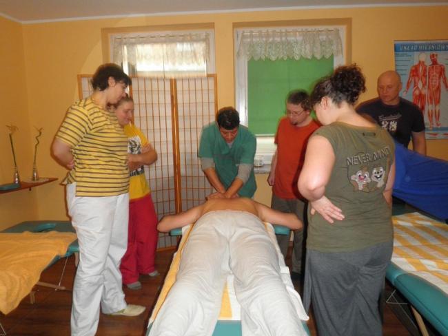 Kurs terapia manualna Rybnik medicus