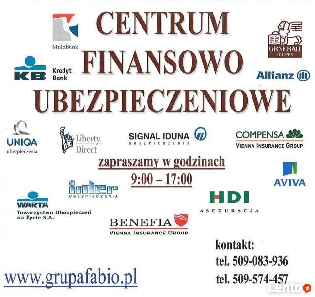 Centrum Finansowo Ubezpieczeniowe