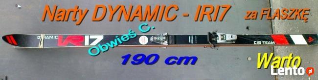 Narty Dynamic lRI7.