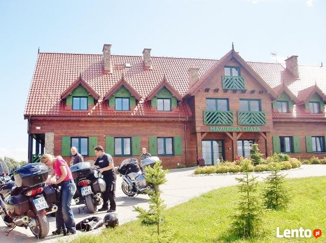 Hotelik Mazurska Chata Mikołajki