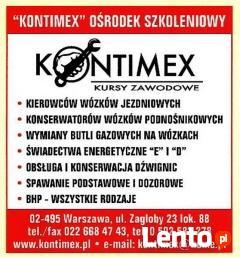 Uprawnienia branżowe  / serwisant,elektryk,monter/