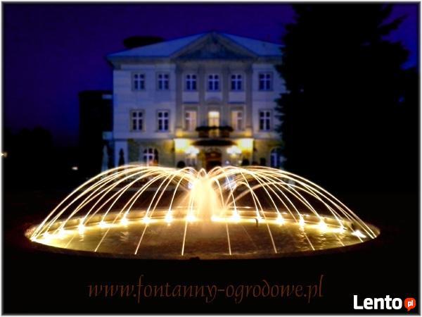 Producent kamiennych fontann. Fontanny miejskie i parkowe.