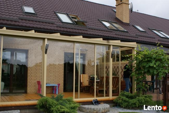 Balko-met Zabudowa balkonu i tarasu, zadaszenie, balustrada