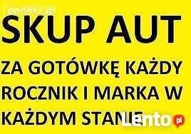 Skup samochodów i motocykli Warszawa i piaseczno