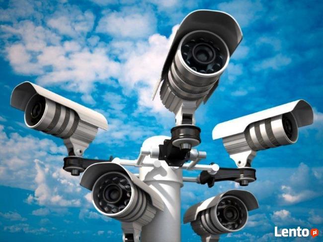 Montaż kamer ,monitoring do sklepu biura Nowogard