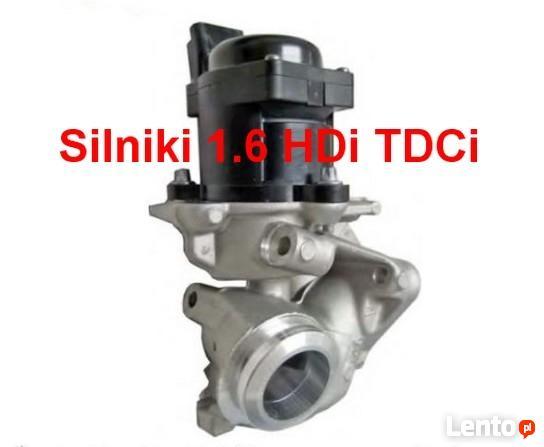 Zawór EGR Ford Focus II C-Max 1.6TDCi 9660276280,5S6Q9D475AA