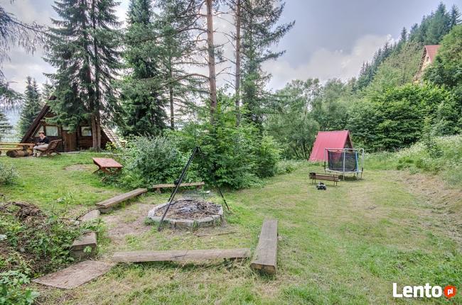 Domki Leśne Wisła - góry - blisko jezioro - las