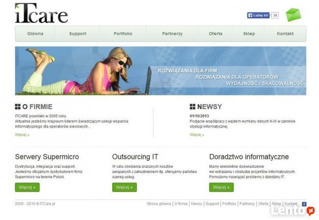 Tworzenie stron WWW, szablonów Allegro i e-aplikacji