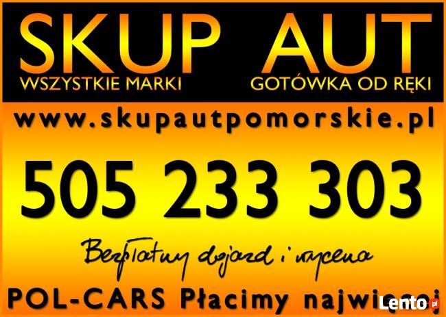 Skup aut,608-783-907,Osobowe/Dostawcze. Gdansk,Gdynia,Sopot,