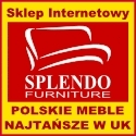SPLENDO-POLSKIE MEBLE W UK NAJTANIEJ