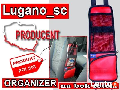 Organizer samochodowy Osłona na bok fotela