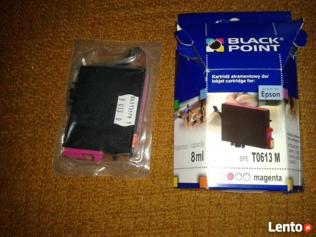 Black Point Epson BPE T0613M (T061340) magenta - 8 ml