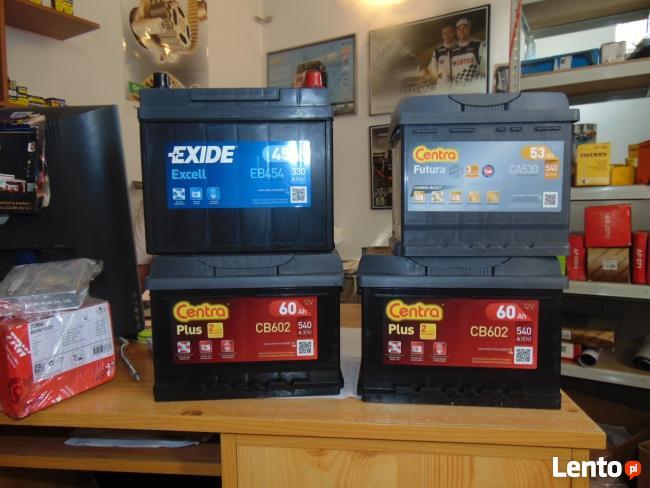 Montaż akumulatorów na terenie Krakowa sprzedaż nowych
