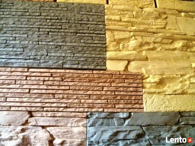 Kamień Dekoracyjny Wewnętrzny i Zewnętrzny, Elewacja, Cegły