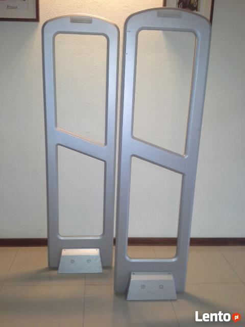Bramki sklepowe antykradzieżowe nowe,używane na gwarancji FV