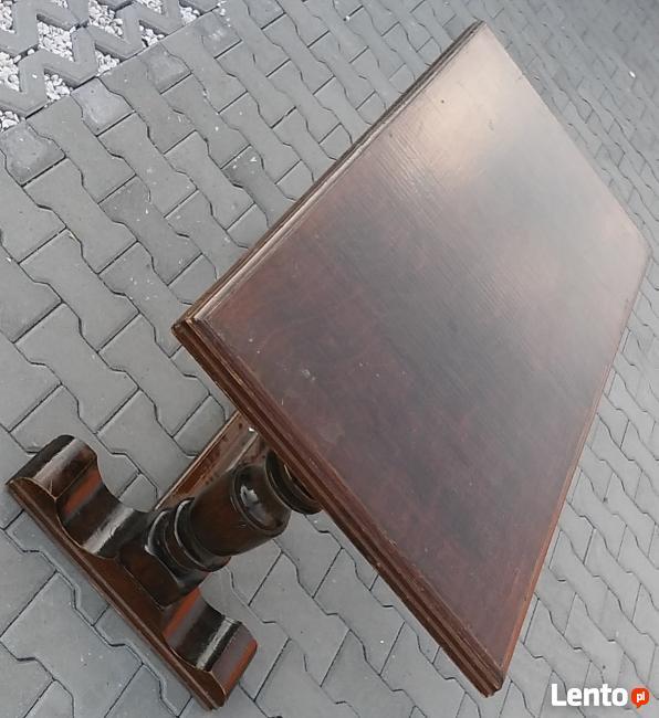 Solidna ława od stolarza, lite drewno 140 x 60 cm