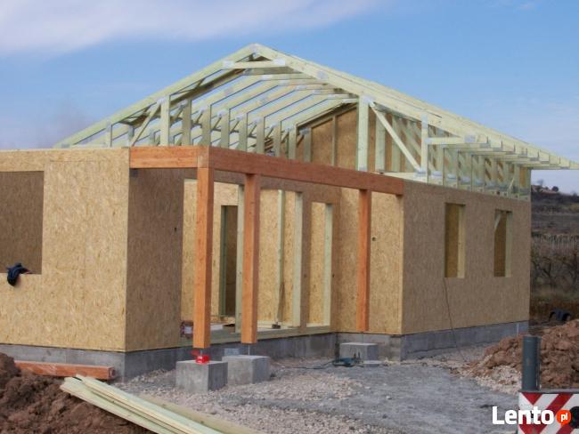 Domy szkieletowe energooszczędne - budowa domów