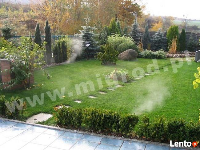 Instalacje nawadniania ogrodów
