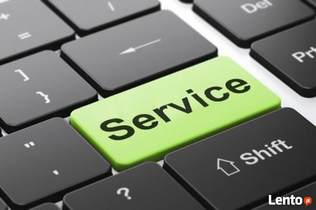 Pełen zakres usług informatycznych - Serwis Laptopów 24