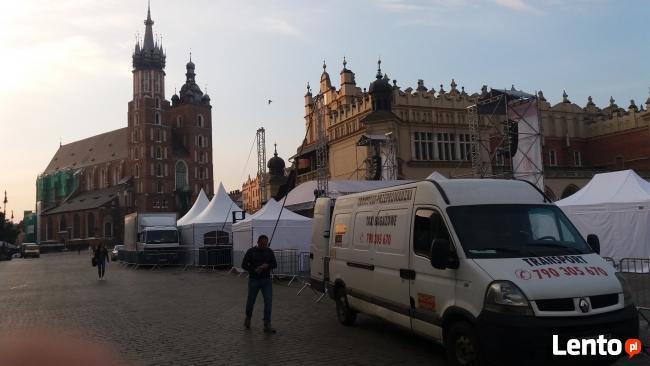Najtańsze przeprowadzki Kraków Trans-Mila Tani transport