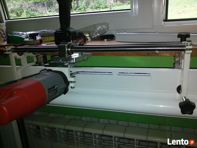 Montaż nawiewników okiennych, pogwarancyjny serwis okien