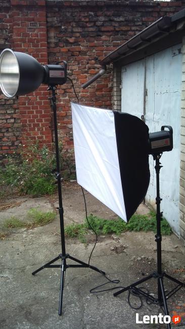 Oswietlenie fotograficzne PATERSON