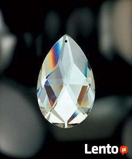 Kryształ-łezka, MIGDAŁ. Piękny kryształ, kryształki, wisiorki