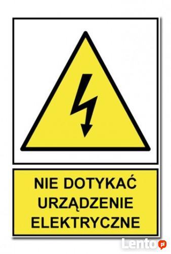Elektryk naprawy awarie wykonawstwo instalacji