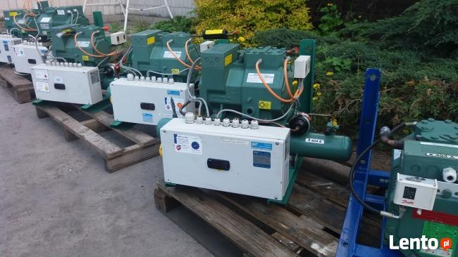 Agregat chłodniczy Bitzer 4CC 6.2Y spreżarka chłodnicza