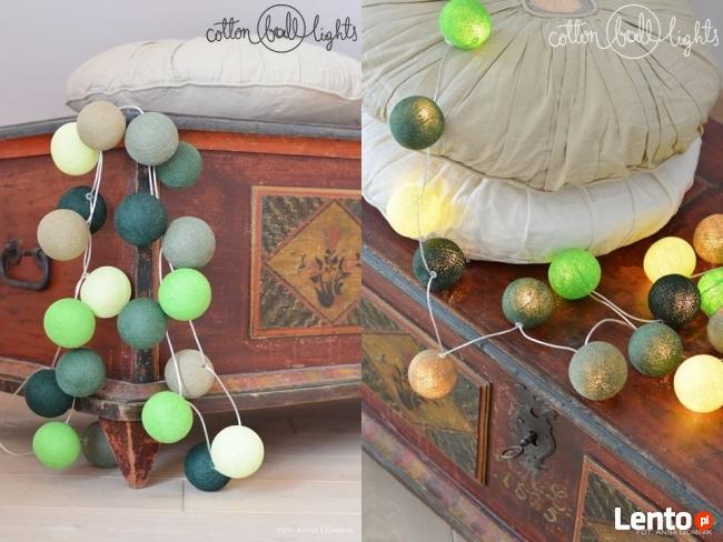 NAJWIĘKSZE świecące zestawy kul Cotton Ball Lights LED