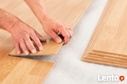 Układanie paneli podłogowych ,podłóg, Składanie mebli