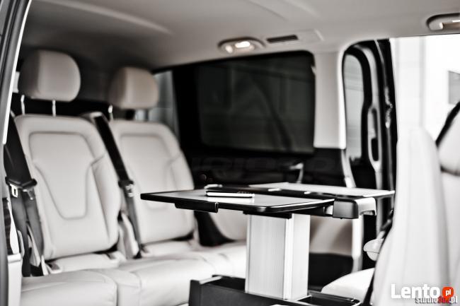 Mercedes S & V Class VIP Krakow