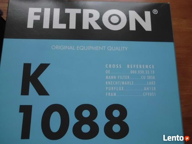 Filtr kabinowy FILTRON K 1088 / Sprinter