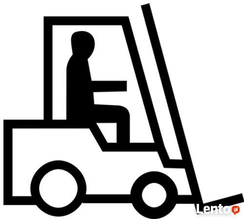Wózek widłowy z operatorem - SZUKAM do wynajęcia – Toruń.
