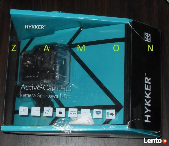 Kamera sportowa Active Cam HD Hykker
