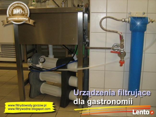 Uzdatnianie wody, Filtry do wody Żary
