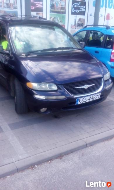 Chrysler Grand Voyager2,5 Diesel części i 3,8 3,0 Benz DOD