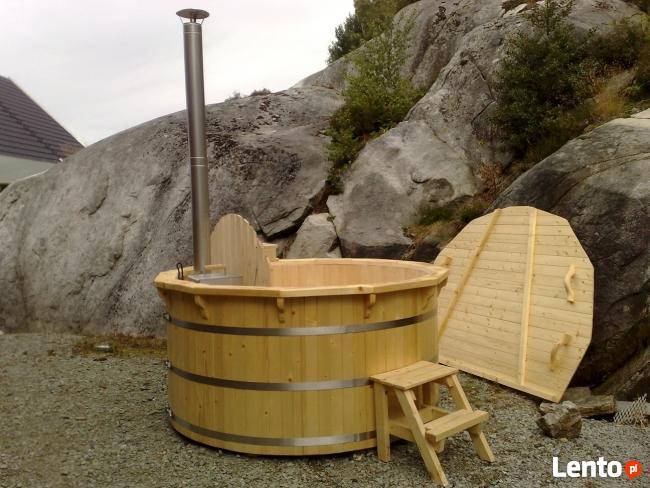 Bania, balia kąpielowa, spa, basen, piec wewnętrzny