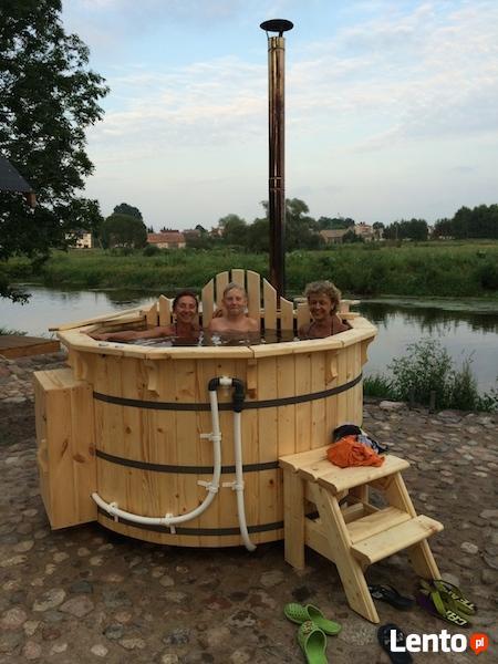 Gorące beczki banie ruskie Hot Tub jacuzzi LED